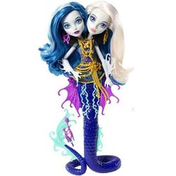 Rovens.pl Lalka Monster High Hydra Peri i Pearl*