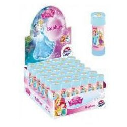 Bańki mydlane Księżniczki Disneya 55ml 36szt