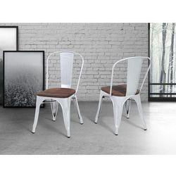 Krzeslo srebrne – drewno – do jadalni - kuchenne - APOLLO