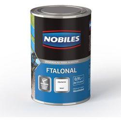 Emalia alkidowa Ftalonal Zielony Soczysty półpołysk 5L Nobiles