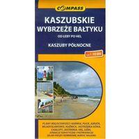 Kaszubskie wybrzeże Bałtyku Kaszuby Północne 1:55 000