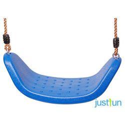 Huśtawka plastikowa LUX - niebieski