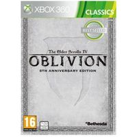 The Elder Scrolls 4 Oblivion 5th Anniversary Edition (Xbox 360)