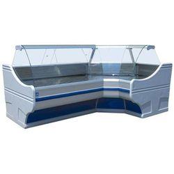 Lada chłodnicza narożna CEBEA WCh-6/1BNw1000 250cm
