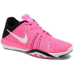 Buty sportowe Nike Wmns Nike Free Tr 6 Damskie Różowe 100 dni na zwrot lub wymianę