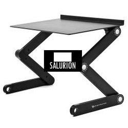 Podstawka chłodząca/stolik pod NB'a - NT-L10 aluminium, czarny, 7~17''