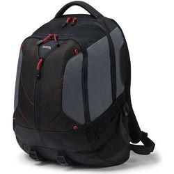 Backpack Ride 14-15.6'' Black whit High Density Foam
