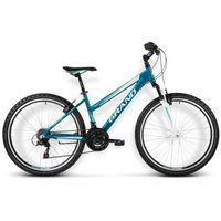 "Rower górski Kross Grand Roxy 100 S(15"") turkusowo biały połysk WYSYŁKA GRATIS!!! - S(15"") turkusowo biały połysk"
