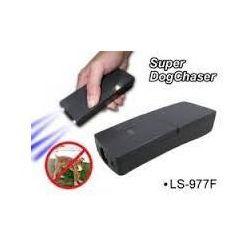 Odstraszacz psów, kotów Super DOGCHASER II 3w1