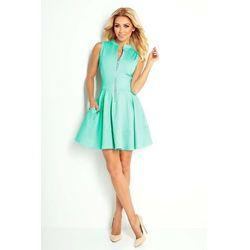 ebe102c350 suknie sukienki retro jedwabna sukienka naszyte kwiaty (od Sukienka ...