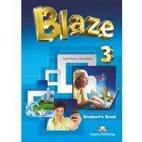 Blaze 3 SB + ebook EXPRESS PUBLISHING - Virginia Evans, Jenny Dooley