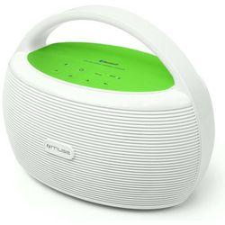Głośnik przenośny MUSE M-900BTW Biały