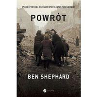 Powrót - Ben Shephard