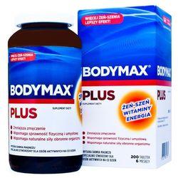 BODYMAX PLUS 200 tabletek