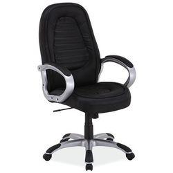 Fotel biurowy Q-068 czarny