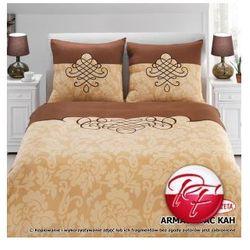 Pościel satynowa ARMA KAH/ wymiar 220x200