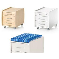 Kontener Kettler Logo Trio Box (Biały) 06768-111