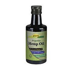 Organiczny olej z nasion konopi 260ml