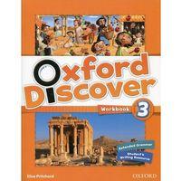Oxford Discover 3. Ćwiczenia (opr. miękka)