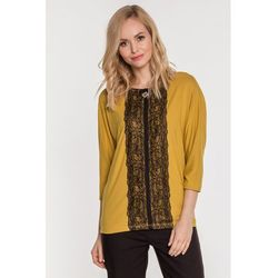 4075c108d8 bluzki damskie bluzka ze zdobieniem olmar - porównaj zanim kupisz