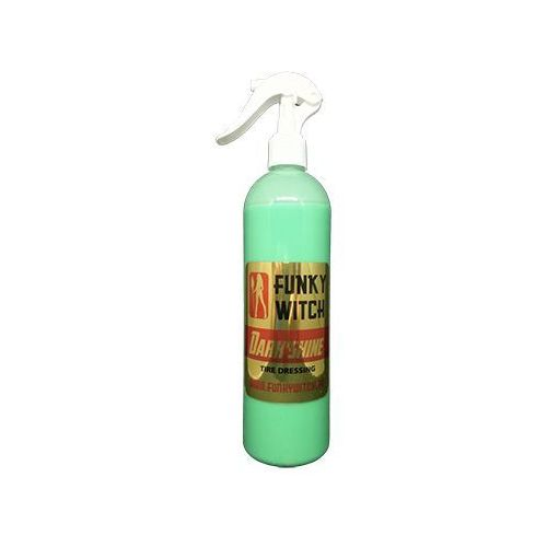 Funky Witch Dark'shine Tire Dressing - Wyjątkowy dressing do opon