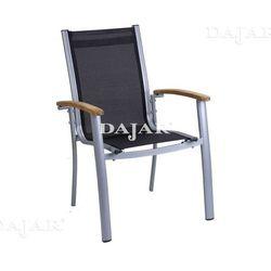 Dajar Krzesło Ogrodowe Aluminiowe Macao 47952 ?DARMOWA DOSTAWA?