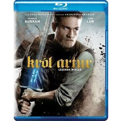 Król Artur: Legenda miecza (Blu-ray) - Guy Ritchie