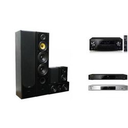 PIONEER VSX-930 + BDP-180 + TAGA TAV-606SE - Kino domowe - Autoryzowany sprzedawca