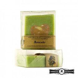 Mydło kastylijskie z awokado - Czyste mydło