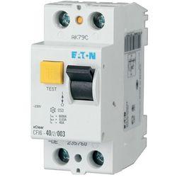 EATON MOELLER Wyłącznik różnicowoprądowy CFI6-40/2/003 30mA 235760