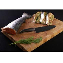 Profesjonalny szefa 18cm, Kuchenny nóż ceramiczny Kyocera