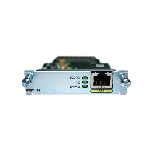 HWIC-1FE Cisco 1-PORT 10/100 ROUTED PORT HWIC