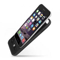 Incipio offGRID SHINE Case - Etui z baterią 3000mAh do iPhone 6/6s MFi (czarny)