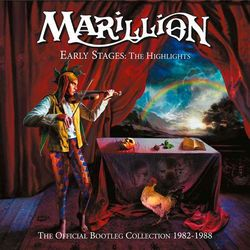 Marillion - EARLY STAGES 1982-1988 - THE HIGHLIGHTS