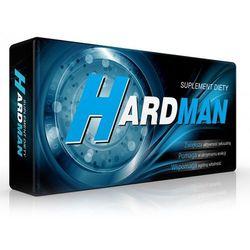 Innowacyjne kapsułki na potencję i erekcję Hardman - 3 tabletki