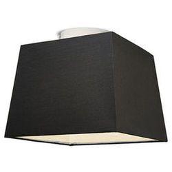 Plafon Ton 30 kwadratowy czarny