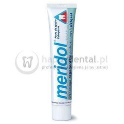 MERIDOL Classic 75ml - pasta wspomagająca regenerację podrażnionych dziąseł