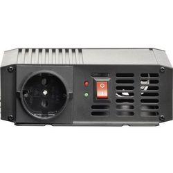 Przetwornica samochodowa VOLTCRAFT PSW 300-12-G, 300 W, 12 V/DC, Zabezpieczone gniazdo DE