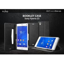 Booklet Wallet Case Sony Xperia Z3