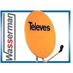 Antena satelitarna Televes. Czasza 80cm