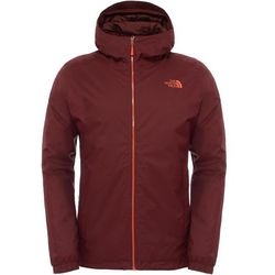 The North Face Kurtka M Quest Insulated Jacket - Eu Sequoia Red XXL - Gwarancja terminu lub 50 zł! - Bezpłatny odbiór osobisty: Wrocław, Warszawa, Katowice, Kraków