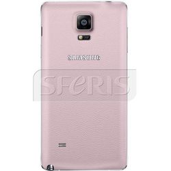 Etui SAMSUNG Back Cover do Galaxy Note 4, różowy - EF-ON910SPEGWW