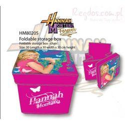 Pudełko siedzisko Hannah Montana