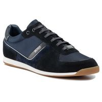 Sneakersy BOSS - Glaze 50407903 10214592 01 Open Blue 460