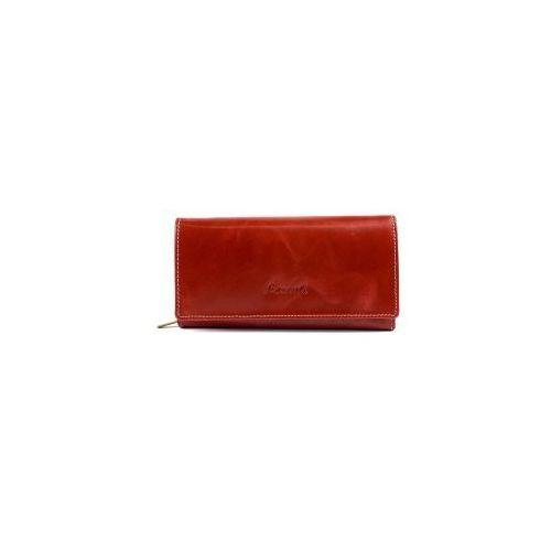 d95a74d4fd7b0 Damski czerwony portfel damski Lorenti RD-12-BAL2 RED - porównaj ...