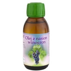 Olej z nasion winogron 100ml