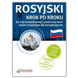 Rosyjski. Krok Po Kroku. Kurs Audio (2 X Książka + 5 X Audio Cd + Mp3 + Program Multimedialny) (opr. twarda)