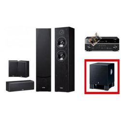 YAMAHA RX-V781 + NS-F51 + SW030 - Kino domowe - Autoryzowany sprzedawca