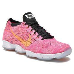 Buty sportowe Nike Wmns Nike Flyknit Zoom Agility Damskie Różowe 100 dni na zwrot lub wymianę
