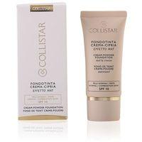 COLLISTAR Cream-Powder Foundation Matte Finish SPF10 matujacy podklad do twarzy do cery normalnej i mieszanej 02 30ml